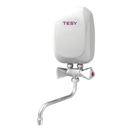 Проточный водонагреватель Tesy со смесителем 5,0 кВт (IWH50X02KI) 301661