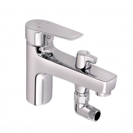 Смеситель для ванны Qtap Opava 31104NGC