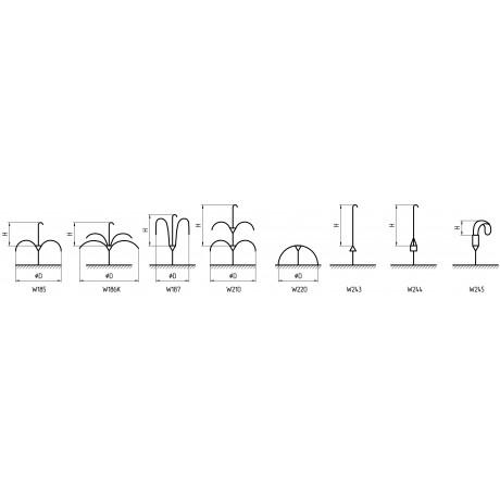 Насос для фонтана Sprut FSP 1143 162105