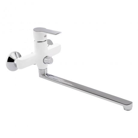 Смеситель для ванны Qtap Ustek 3216107GCW