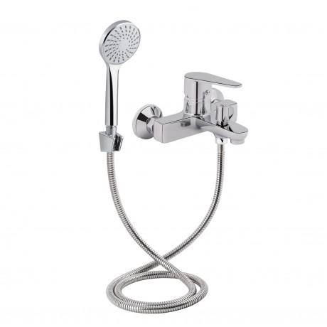 Смеситель для ванны Lidz (CRM) 46 78 006-1 New