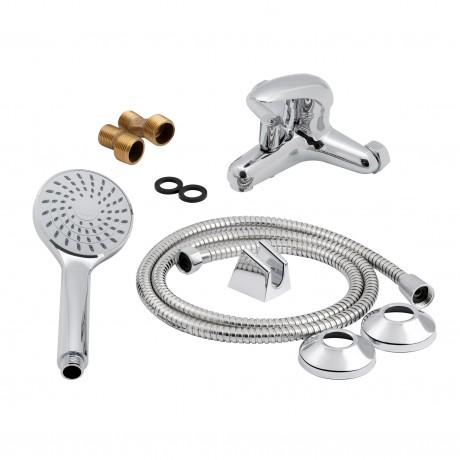 Смеситель для ванны Lidz (CRM) 43 79 006-1 New