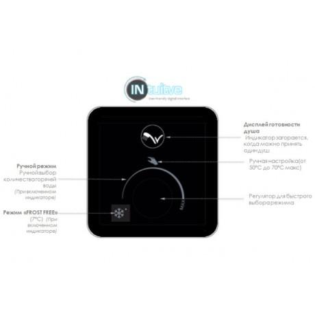 Водонагреватель Atlantic Vertigo MP 080 F220-2E-BL (1500W)