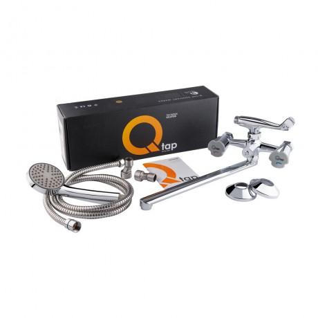 Смеситель для ванны Qtap Mix CRM 140K