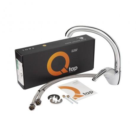 Смеситель для кухни Qtap Premiere CRM 007