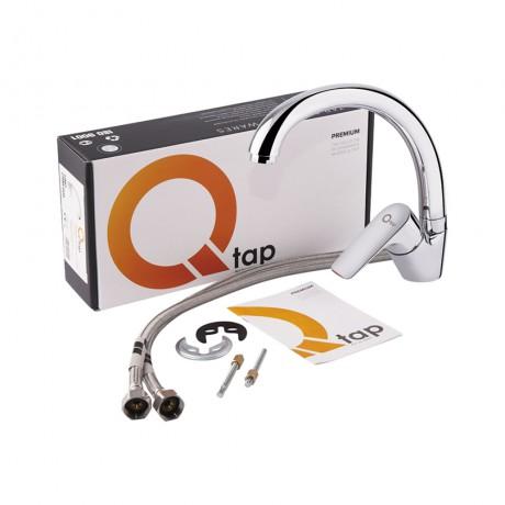 Смеситель для кухни Qtap Uno CRM 008F
