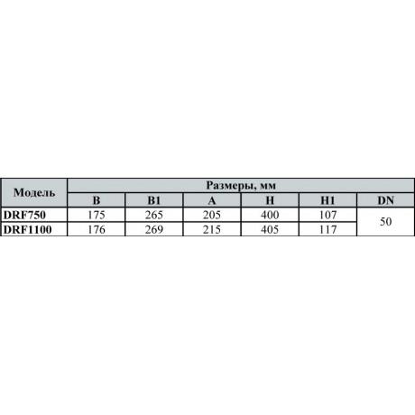 Дренажно-фекальный насос Rudes DRF 750 10274