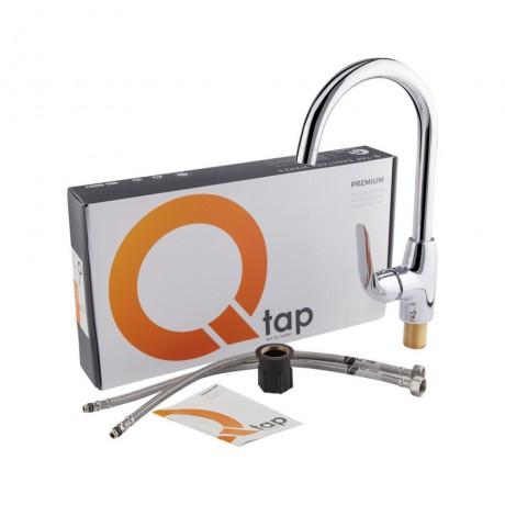 Смеситель для кухни Qtap Arena CRM 007F