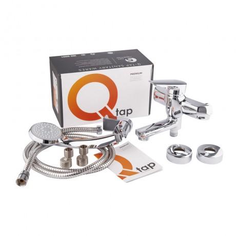 Смеситель для ванны Qtap Tenso CRM 006AN