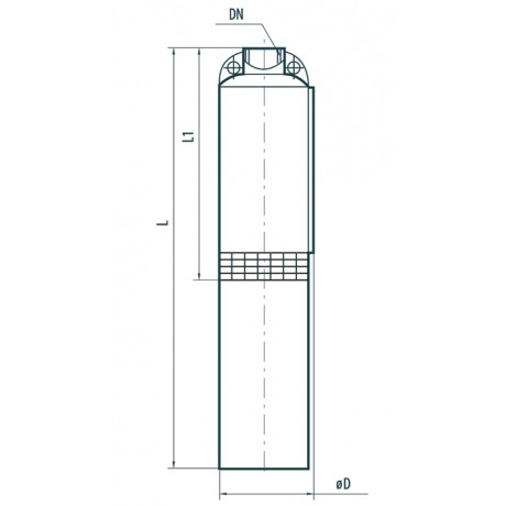 Скважинный насос Насосы+Оборудование KGB 100QJD6-75/20-2.2D 6723