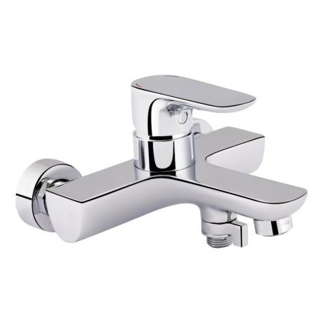 Смеситель для ванны Qtap Flaja 3010102GC