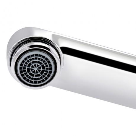 Смеситель для ванны Qtap Milada 3227107GC