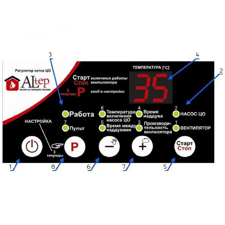 Альтеп Classic Plus  16 кВт