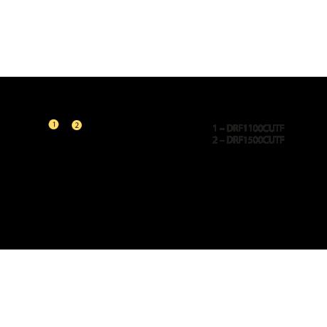 Дренажно-фекальный насос Rudes DRF1500CUTF 47847