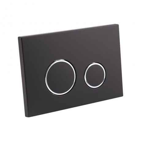 Набор инсталляция 4 в 1 Qtap Nest ST с круглой панелью смыва QT0133M425M11V1146MB
