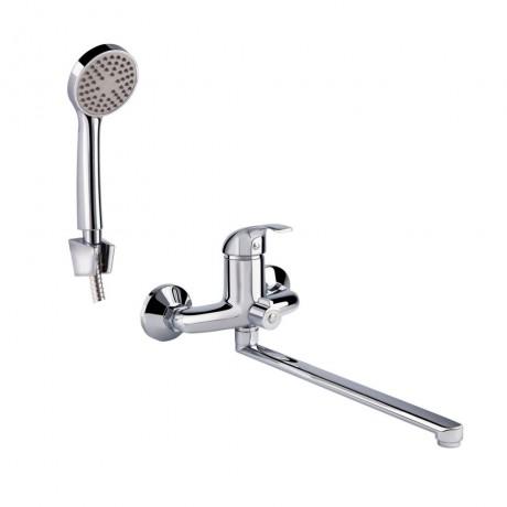 Смеситель для ванны Qtap Premiere CRM 005 New