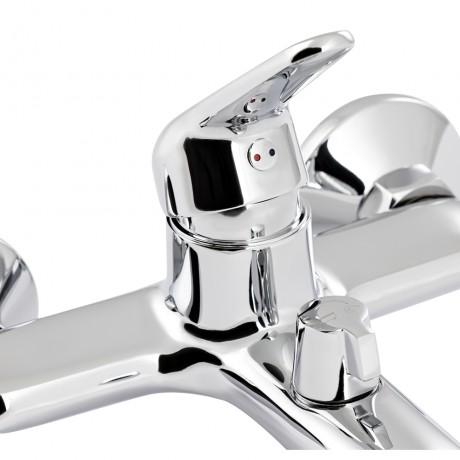Смеситель для ванны Qtap Olsava 3012107GC