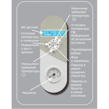 Котел электрический  MORA-TOP ELECTRA EK 24 K COMFORT