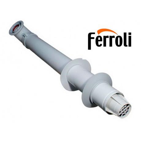 коаксиальный дымоход Ferroli
