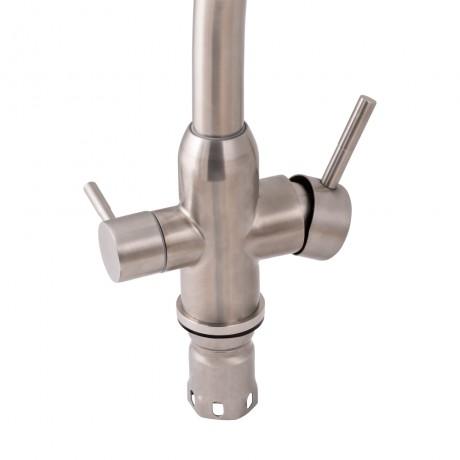 Смеситель для кухни с фильтром Lidz (NKS) 12 32 020F-9