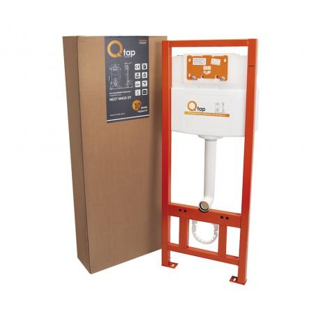 Инсталляция для унитаза Qtap Nest QT0133M425