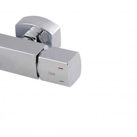 Смеситель для ванны Qtap Krychle 3052104GC