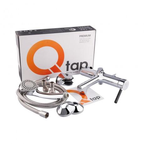 Смеситель для ванны Qtap Inspai CRM 006