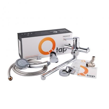 Смеситель для ванны Qtap Form CRM 005