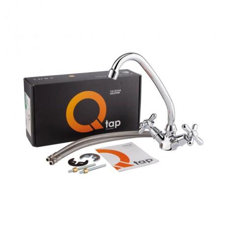 Смеситель для кухни Qtap Dominox CRM 271