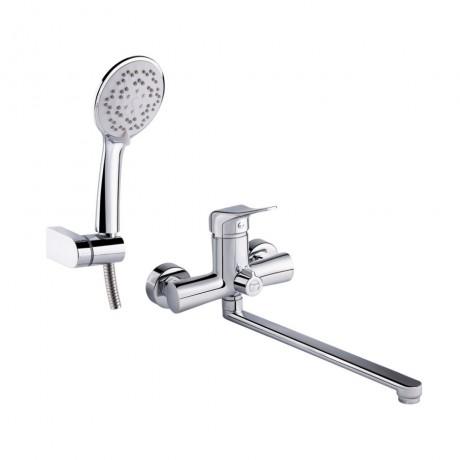 Смеситель для ванны Qtap Integrа CRM 005 New