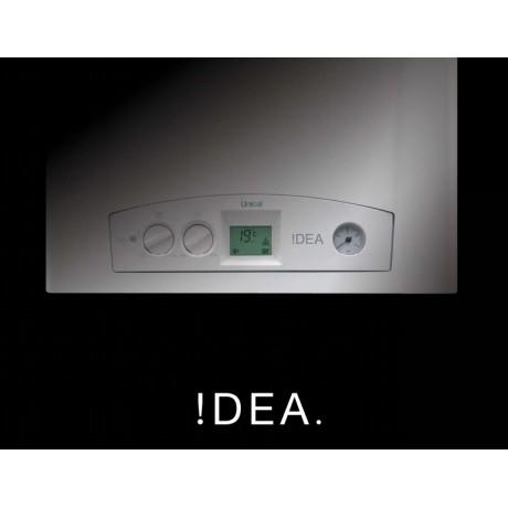 Газовый котел  Unical IDEA  CS 28 PLUS турбо