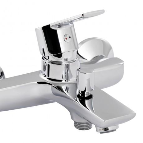 Смеситель для ванны Qtap Ustek 3016107DC