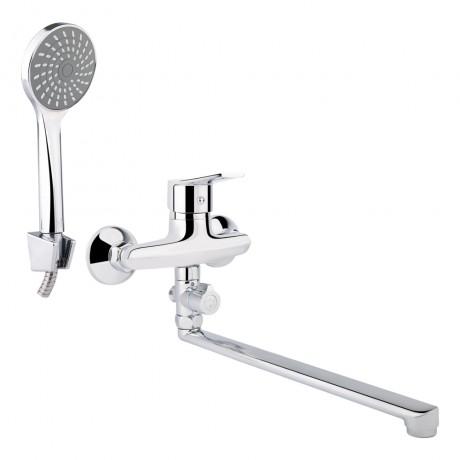 Смеситель для ванны Lidz (CRM) 20 38 005 02