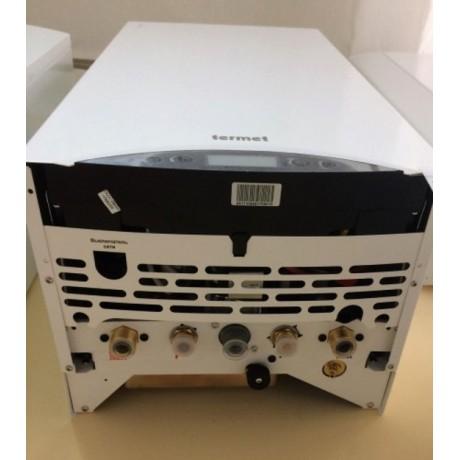Газовый котел Termet MINIMAX ELEGANCE GCO-DP-13-10-24/24 дым